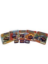 LeapFrog LEAPPAD books & games cartridges educational LOT reading math music - $27.07