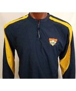Cooperstown Dreams Park MLB Hall Of Fame Embroidered Top Zip Pullover Ja... - $22.39