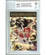 1994 upper deck jumbo card gretzky,montana,jordan,jackson beckett graded... - $39.99