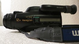 Sony Video 8 Handycam CCD-FX620 Non-Working For Parts Or Repair Only/NOT... - $36.36