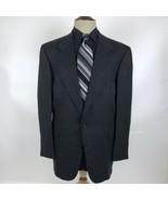 Oscar de la Renta Men's Size 43R Wool Blend Blazer Sport Coat Jacket - $40.00