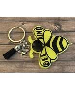 Bee Kind Bee Keychain - $12.74