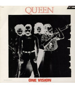 Queen One Vision 12 Inch Single Vinyl Superfast Shipping! - £11.10 GBP