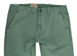 NEW NWT LEVI'S STRAUSS MEN'S ORIGINAL RELAXED FIT CHINO PANTS GREEN 556880005 image 3