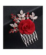 Beautiful Bridal Hair Ornaments Wedding Hair Styling Accessories Hairpin... - $17.62