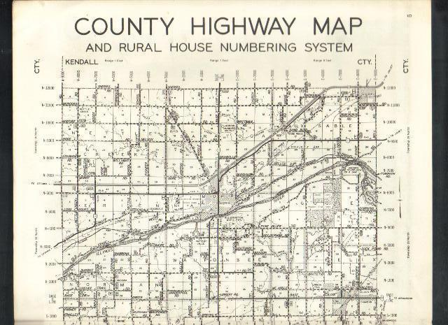 1979 Platbook and Index of Owners, Grundy County Title & Abstract Company