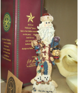 Boyd's Folkstone Collection St. Nick The Quest Retired 1995 #2808 - $19.99