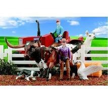 Breyer Stablemates Tractor Play Set #5410 NEW - $25.00