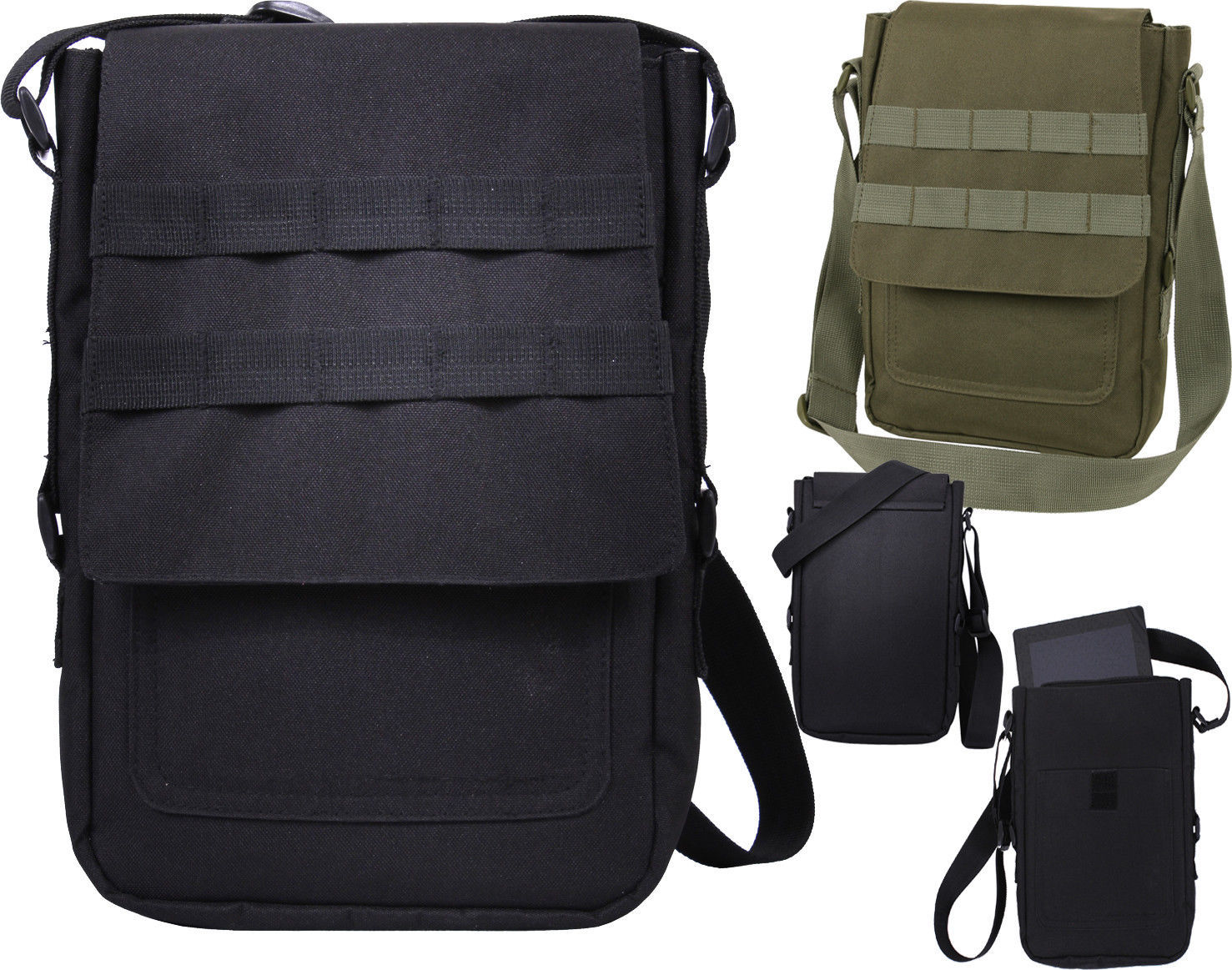 MOLLE Military Tech Tablet Travel Bag and 50 similar items c846cfb4132