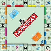 Monopoly The Classic Edition Traditional Family Fun Board Game Property ... - $29.99