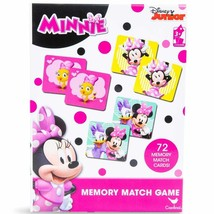 Disney Junior© Minnie Mouse™ Memory Match Game  - $7.00