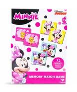 Disney Junior© Minnie Mouse™ Memory Match Game  - $7.00