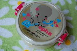 Cute Snack Bento Box ~ Elph's Circus (epha) - $7.98