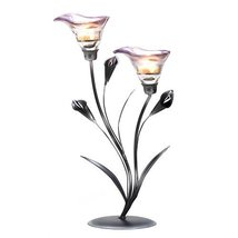 15 of Elegant Calla Lily Candle Holder Wedding Decoration Centerpiece - £22.87 GBP