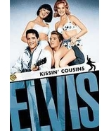 kissing cousins elvis dvd movie - brand new - $9.99