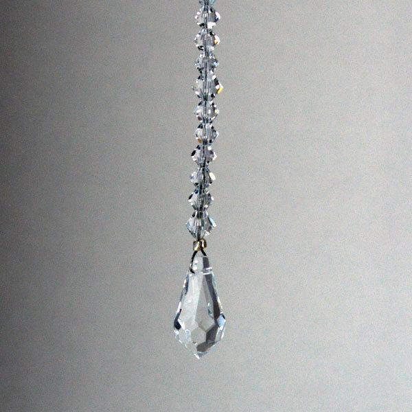 Crystal barrette ba6018 01