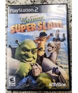 Shrek Super Slam (Sony PlayStation 2, 2005) - Complete - Tested - $11.70
