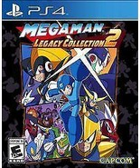 Mega Man Legacy Collection 2 PS4 Sony PlayStation 4 Factory Sealed - $17.59
