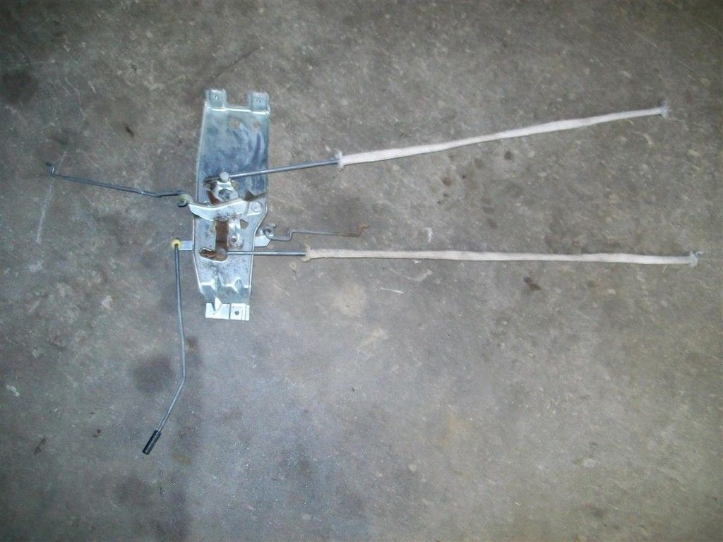 Primary image for 91-94 Explorer Navajo Rear Liftgate Mechanism And Rods