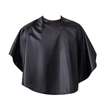 Beaupretty Hair Dye Cape Short Hair Cutting Cape Hairdressing Salon Apron Hair C