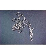 mens skeleton necklace - brand new - $9.99