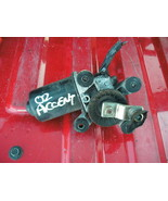 00-06 accent windshield wiper motor - $22.88