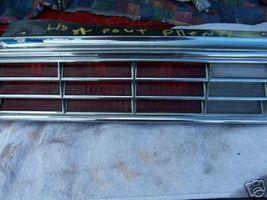 1980 1982 Phoenix 2 Dr. Chrome Trim L/S Tail Light - $18.30