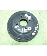 1980-1986 FORD TRUCK 6 CYL WATER PUMP PULLEY E3TE85096A - $18.30