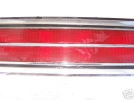 1981 Lesabre Sdn. Red Lens L/S Tail Light - $18.30