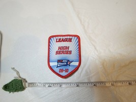 League High Series USBC United States Bowling Congress adult youth patch... - $10.72