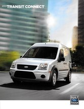 2013 Ford TRANSIT CONNECT sales brochure catalog US 13 XL XLT Taxi Van W... - $8.00