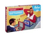 Battleship Game 1967 Edition Classic Hasbro Naval Game Search & Destroy Blue Red