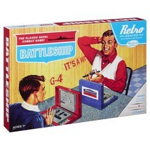 Battleship Game 1967 Edition Classic Hasbro Naval Game Search & Destroy Blue Red - $39.99