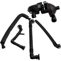 PCV Crankcase Vent Valve & Breather Hose Kit for BMW E46 325i 330i 325Xi... - $35.09