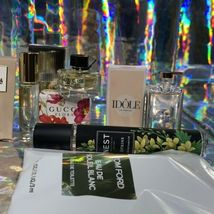 NEW IN BOXES Mini Fragrance / Perfume Lot Tom Ford Gucci Lancome Nest Citrine ! image 4