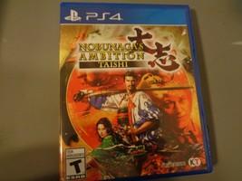 Nobunaga's Ambition Taishi Playstation 4 PS4 Game - $17.81