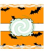 Halloween Background 8hasmp-Digital ClipArt-Website - $3.99