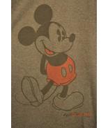 Disney Mickey Mouse Florida T-Shirt Brown  Sz. X- Large XL - $12.86