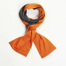 "Hermes Cashmere Silk ""Aller Retour Muffler"" Scarf - $405.00"