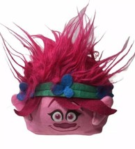 "Dreamworks Trolls Movie Poppy Plush 5"" Mini Cubed Shaped Poppy Mini Trol... - $11.33"