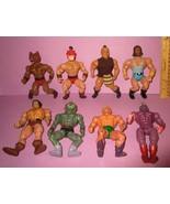 Vintage MOTU Master of the Universe He Man KO Knock Off Galaxy Action Fi... - $150.00