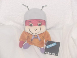 "7"" Atom Ant Bean Bag Mint With Tags Warner Bros 1999 - $34.64"