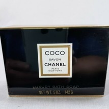 Coco Chanel Luxury Bath Soap Perfume Scented 5.3oz 142g. Sealed New In Box - $35.52