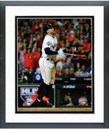 George Springer HR Game 1 of 2019 World Series -11x14 Matted/Framed Photo - $42.95