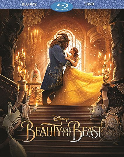 Disney Beauty And The Beast [2017, Blu-ray/DVD]