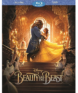 Disney Beauty And The Beast [2017, Blu-ray/DVD] - $7.95