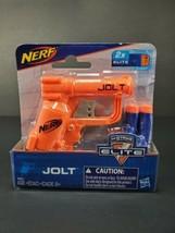 Nerf Jolt N Strike Elite Toy Shooter Firing Darts Elite Jolt Blaster Hasbro - $5.97