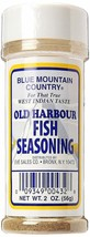 Blue Mountain Country Fish Seasoning, 2 Ounce - $11.85