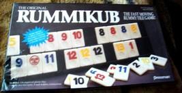 The Original Rummikub Game 1990-Sealed- Fast Moving Rummy Tile Game - $18.00