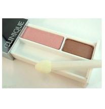 Clinique Colour Surge Eyeshadow Duo in Strawberry Fudge - u/b - $16.98